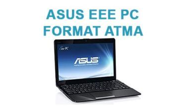 How to boot Asus eee PC?