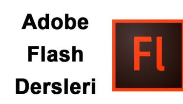 Adobe Flash Dersleri