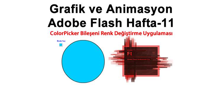 Grafik ve Animasyon Adobe Flash Hafta-11