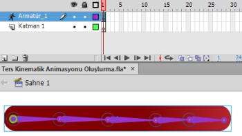 Ters Kinematik İle Animasyon Oluşturma