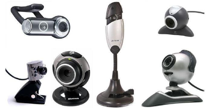 webcam çeşitleri