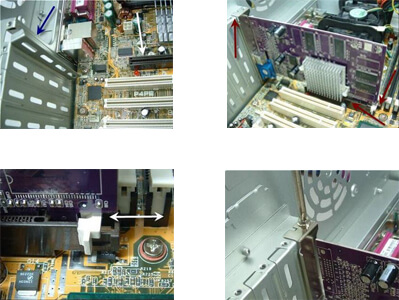 PCI Express Ekran Kartı Montajı