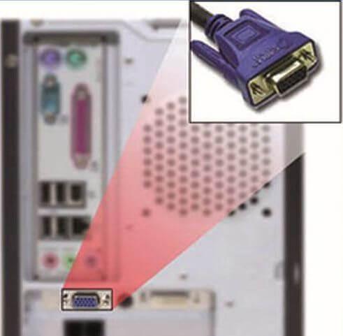 Kasa Arka Panel Bağlantıları
