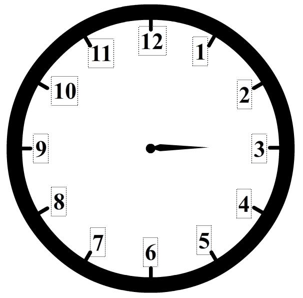 Flash Analog Saat Uygulaması-3
