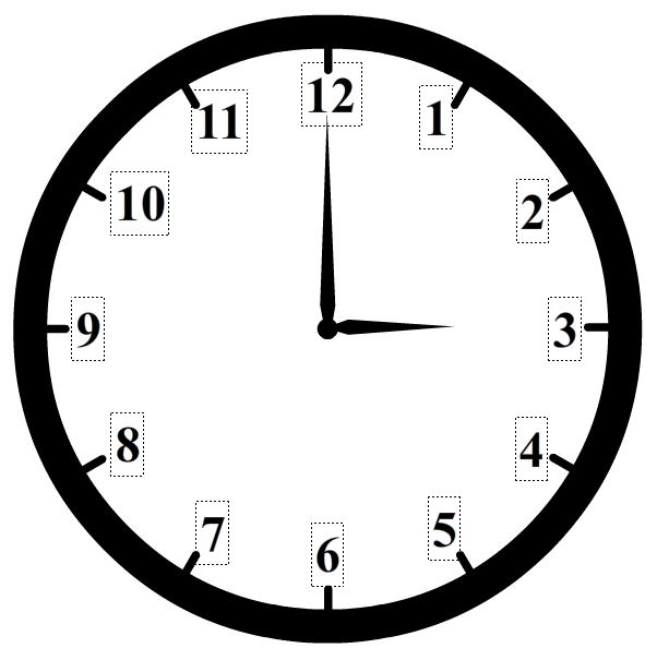 Flash Analog Saat Uygulaması-4