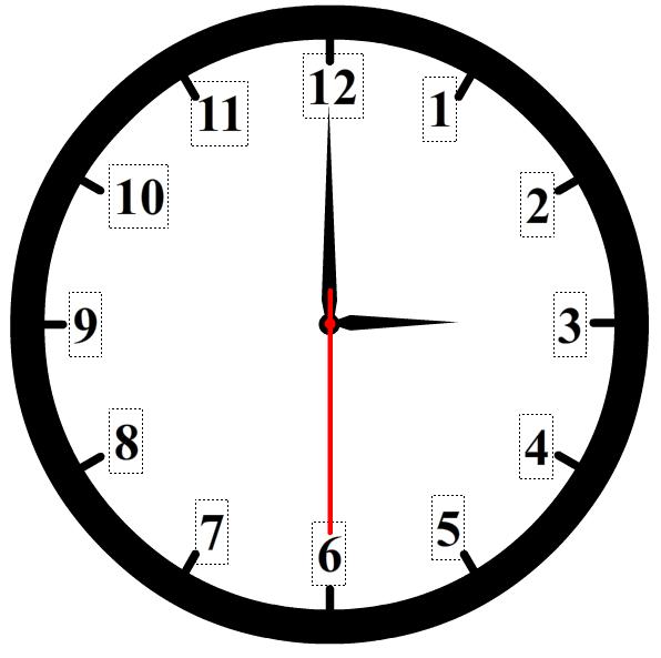Flash Analog Saat Uygulaması-5